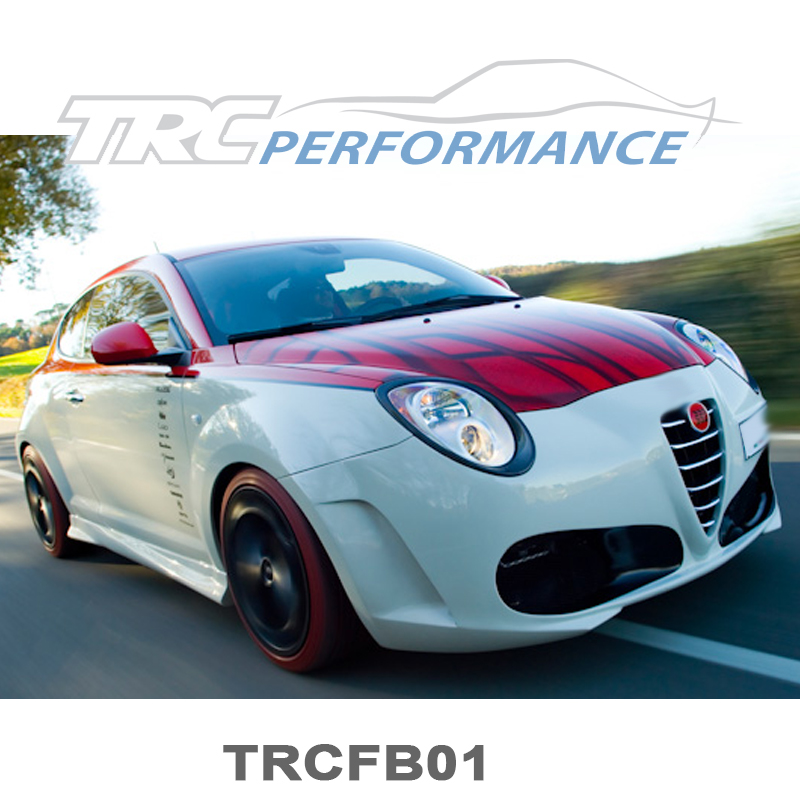 paraurti anteriore alfa romeo mito m430 trc performance. Black Bedroom Furniture Sets. Home Design Ideas